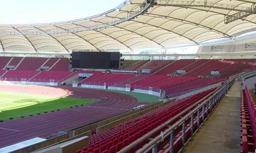 Gottlied Daimler Stadion – Stuttgart