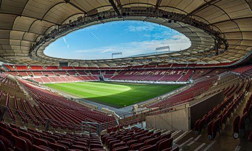 Mercedes Benz Arena – Stuttgart