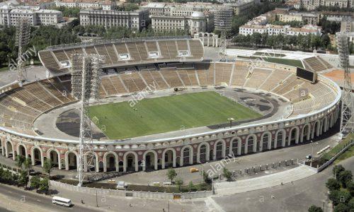 Minsk Stadium – Minks-Belarus Oude stadion