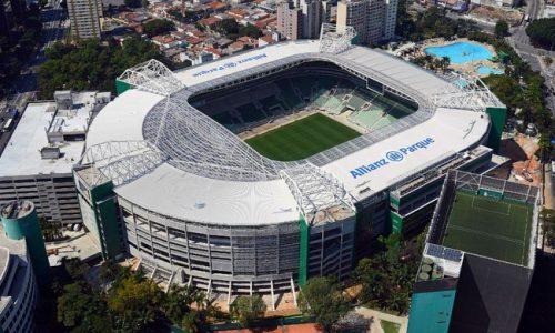 Sao Paulo-Brazilië Nieuw