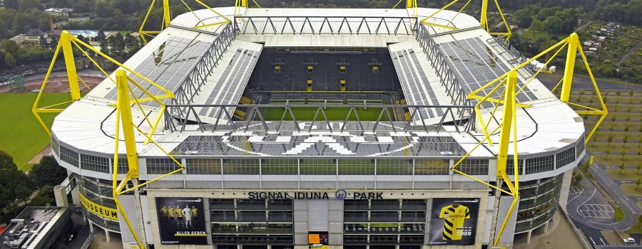 Signal Iduna Park – Dortmund Huidig