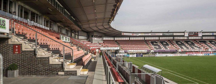 "Sparta Stadion (""Het Kasteel"") – Rotterdam Verbouwd"