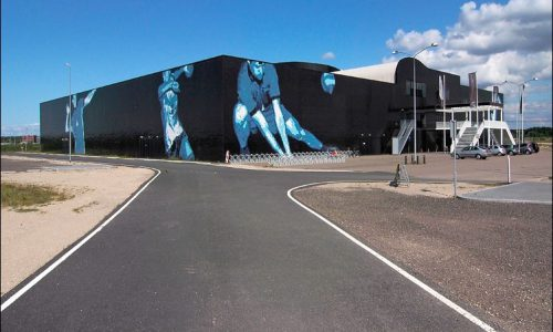 Topsportcentrum Almere 1