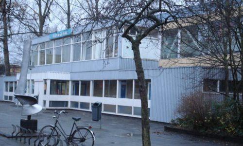 Topsportcentrum Leiden 1.
